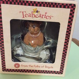 """Teaberries Boyds Collectibles 2 1/2"""" friendship"""